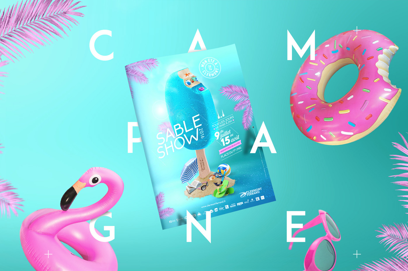 Campagne Sable Show