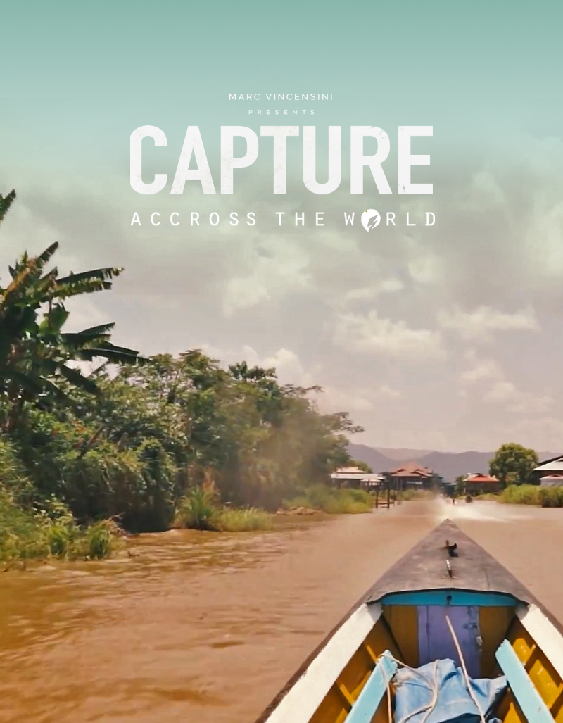 Capture Accros the World